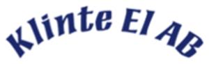 Klinte El Aktiebolag logo