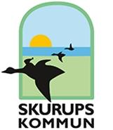 SKURUPS KOMMUN logo
