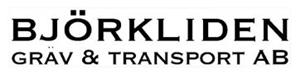Björkliden Gräv & Transport AB logo