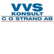 VVS Konsult C-O Strand Aktiebolag logo