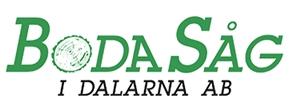 Boda Såg i Dalarna Aktiebolag logo