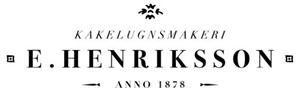 E. Henrikssons Eftr. Aktiebolag logo