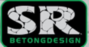 SR Betongdesign AB logo