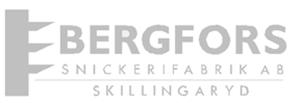 Bergfors Snickerifabrik Aktiebolag logo