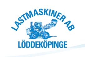 Lastmaskiner Bertil Olsson Aktiebolag logo