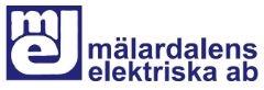 Mälardalens Elektriska Aktiebolag logo