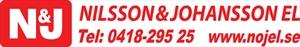 AB Nilsson & Johansson El logo