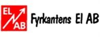 Fyrkantens Elektriska Aktiebolag logo