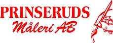 Prinseruds Måleri AB logo