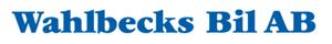 Wahlbecks Bil Aktiebolag logo