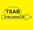 TSAB Utbildning Aktiebolag logo