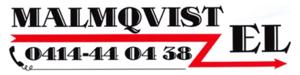 Malmqvist El o bygg logo