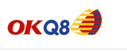OK-Q8 AB logo