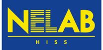 NELAB Hiss AB logo