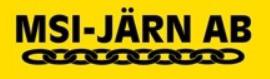 MSI-Järn AB logo