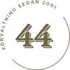 44:an Förvaltnings Aktiebolag logo